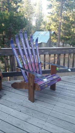 Custom Ski Chairs