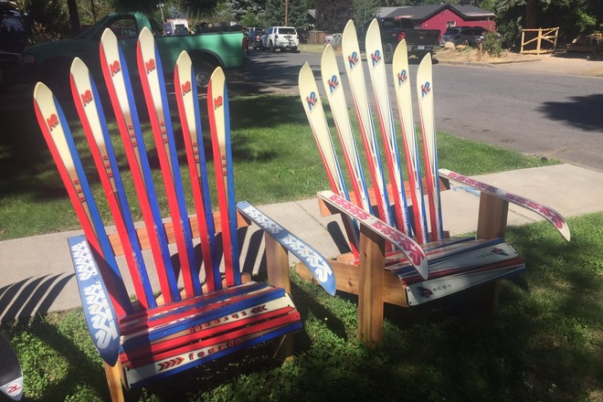 Delicieux Custom Ski Chairs