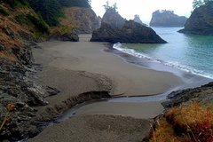 Free: Secret Beach: Samuel H. Boardman Scenic Corridor