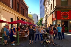 Varies/Learn More: Great Food and Drink in Portland's Ankeny Alley