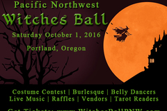 Varies: Witches Ball - Halloween Event