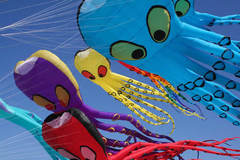 Free: Windstock! Lincoln City Fall Kite Festival