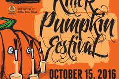 Donation: Killer Pumpkin Festival