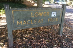 Free: Forest Park - Lower Macleay Park