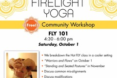 Free: FLY 101: Free Community Workshop