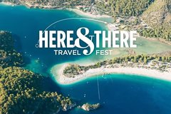 Varies: Here & There Travel Fest this Weekend!