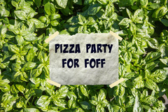 Donation: Pizza Party for Friends of Family Farmers!