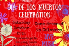 Donation: Day of the Dead Celebration!