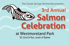 Free: 3rd Annual Salmon Celebration