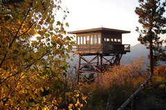 Booking (trips, etc.): Stay Overnight at Green Ridge Fire Lookout