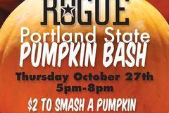Free: Portland State Pumpkin Bash