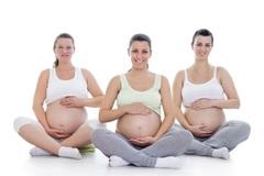 Varies: Prenatal Yoga