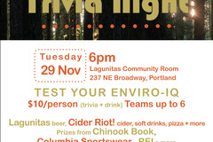Donation: Ecology Trivia Night!