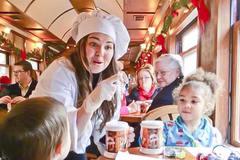 Varies: The Polar Express Train Ride - Mt. Hood Railroad