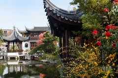 Varies: Portland's Lan Su Chinese Garden
