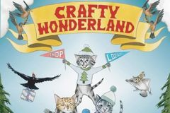 Free: Crafty Wonderland Art and Craft Market with 250+ Artists!