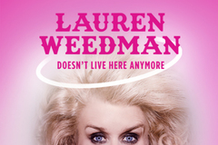 Selling: Lauren Weedman Doesn't Live Here Anymore