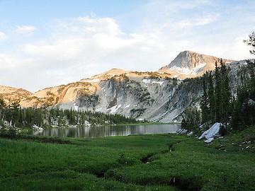 Varies/Learn More: Mirror Lake via the Lostine River Trail