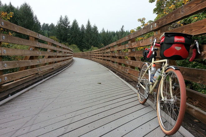 Banks Vernonia State Trail Shareoregon