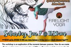 Varies: Art of Transitions (Yoga Workshop)
