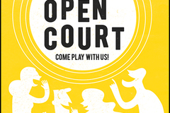 Selling: Open Court Improv Comedy - Every Thursday