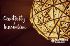 Selling: Creativity & Innovation