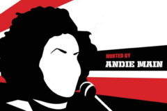 Selling: Revolution Comedy Hosted By Andie Main
