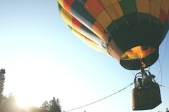 Booking (trips, etc.): Vista Hot Air Balloon Adventures with Gourmet Brunch