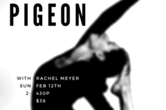 Booking (trips, etc.): Yoga Posture Clinic: King Pigeon