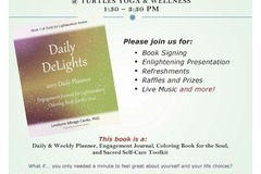 """Free: """"Daily Delights"""" with Lorelynn Cardo SUNDAY, JANUARY 22ND"""