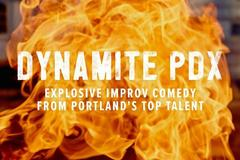 Selling: Dynamite PDX Improv Comedy Ft Hood