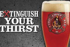 Donation: Fire Chief Ale Tapping Party February 23rd