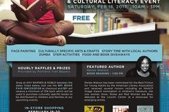 Free: The Black Parent Initiative Book Fair and Cultural Literacy