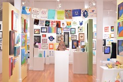 Free: Young Artists' Showcase Art Drop-Off