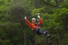 Booking (trips, etc.): Zip Line Fun at High Life Adventures