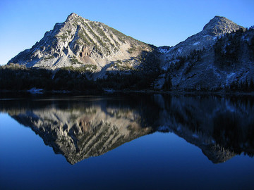 Varies/Learn More: Ice Lake: Eagle Cap Wilderness