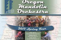 Selling: Oregon Mandolin Orchestra @ Multnomah Arts Center