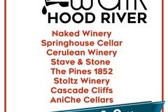 Varies: Hood River Wine Walk
