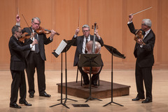 Varies: Chamber Music Northwest: Emerson String Quartet Concert