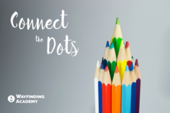 Selling: Wayfinding Academy Lab: Connect the Dots