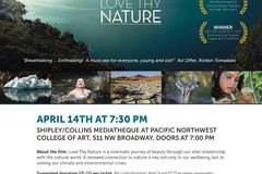 Free: Film Screening: Love Thy Nature, narrated by Liam Neeson