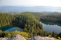 Free: Twin Lakes: Umpqua National Forest