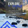 Booking (trips, etc.): 4th Annual Rafting + Yoga Retreat
