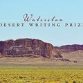 Free: Waterston Desert Writing Prize Award Ceremony