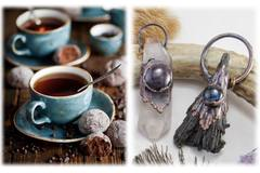 Free: Tea Time & Treasure Trunk Show > Sat. May 13th @ Fernie Brae
