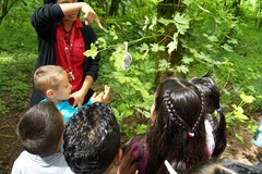 Free: May Tadpole Tales at Nadaka Nature Park and Garden!