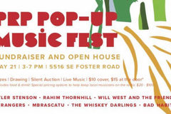 Varies: Portland Radio Project Pop-Up Music Fest Today!