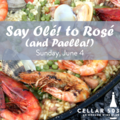 Selling: Say Olé! to Rosé (and Paella!)