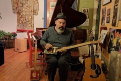 Free: Artist-in-Residence: Stephen Cohen