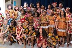 Varies: Kúkátónón Children's African Dance Troupe Performance